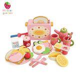 日本Mother Garden 野草莓美味早餐麵包機組