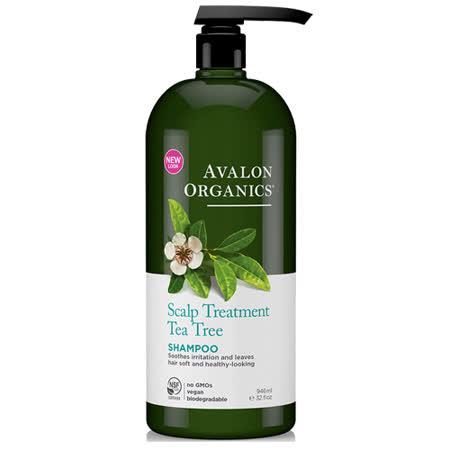 AVALON有機茶樹洗髮精946ml -friDay購物