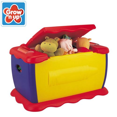 美國 Grow'n up 寶貝專用收納箱