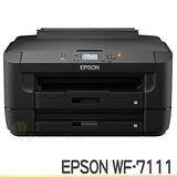 EPSON WF-7111 無線雙面A3+設計專用印表機