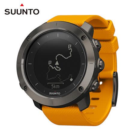 SUUNTO Traverse 運動鍛鍊GPS腕錶