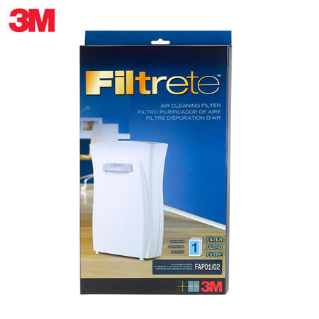 3M 淨呼吸空氣清靜機 5-8坪超濾淨型專用濾網