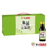 【華陀扶元堂】龜鹿元氣飲1盒(6瓶/盒)