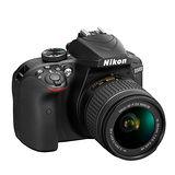 【夜殺】Nikon D3400 18-55mm KIT 變焦組(公司貨)-送小清潔組+保護貼