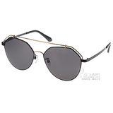Go-Getter 太陽眼鏡 韓版摩登造型款 (黑金) #GS0003 C01