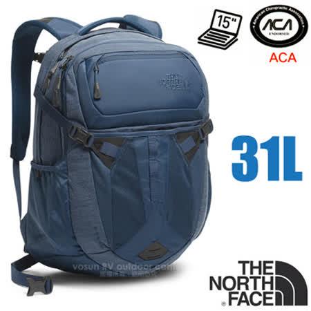 美國 The North Face 抗撕裂多功能後背包31L