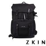 ZKIN RAW Yeti 重裝極限雙肩相機包(橄欖黑)