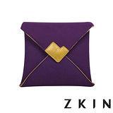 ZKIN Mayura 拼接相機布包 (紫色/森林樹屋)