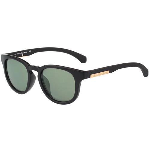 Calvin Klein Jeans- 復古太陽眼鏡(黑色)
