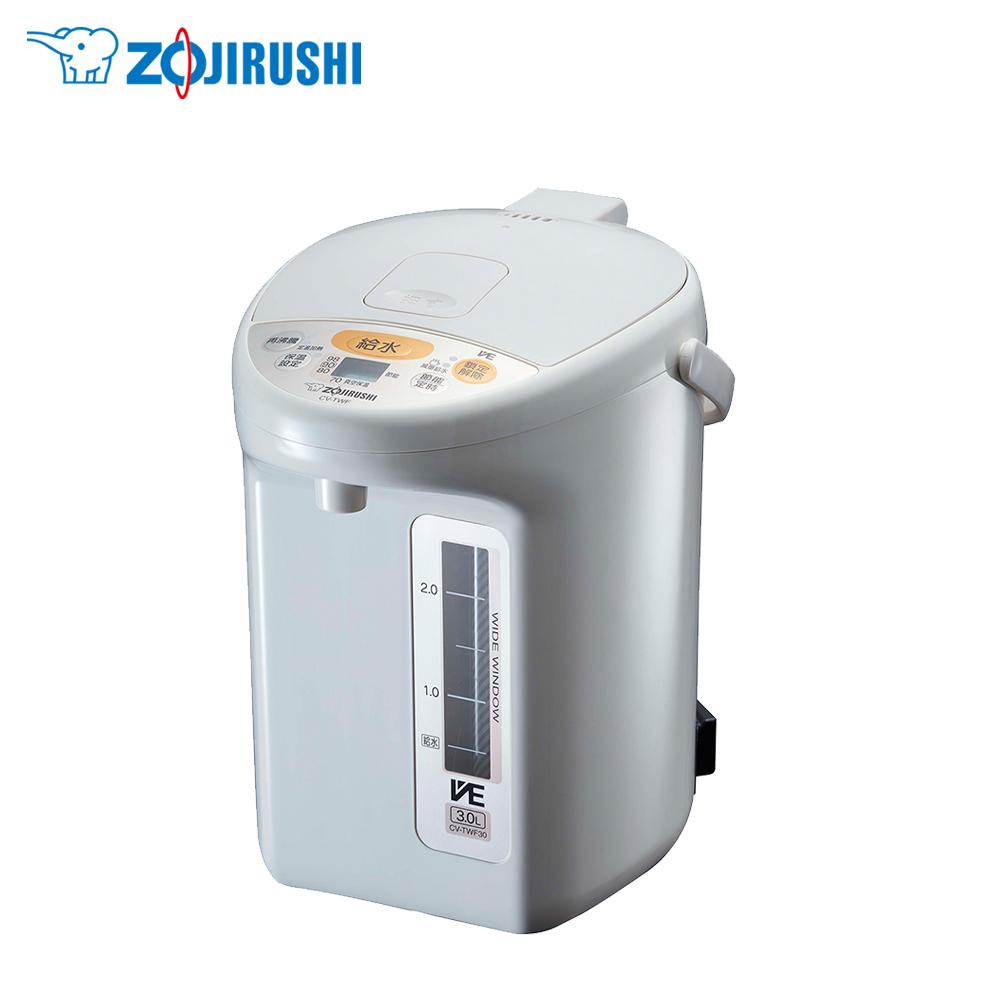 象印*3公升* SuperVE真空省電微電腦電動熱水瓶(CV-TWF30)