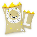 DreamB 動物造型抱枕-獅子