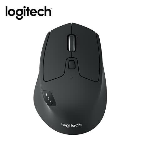Logitech 羅技 M720 TRIATHLON 跨平台無線滑鼠