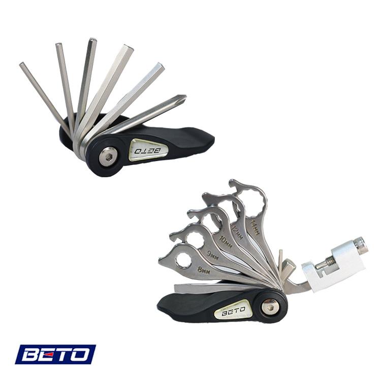 BETO 18合一複合式工具組BT~327 城市綠洲 隨身小物、攜帶方便、