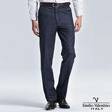 Emilio Valentino 范倫提諾仿牛仔休閒褲-藍