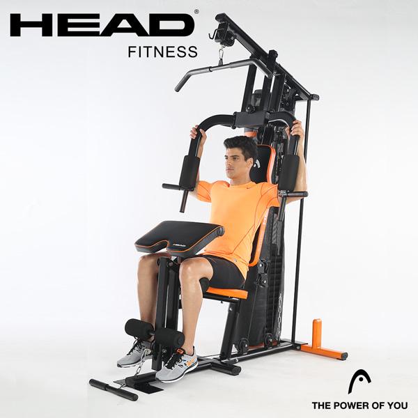 【HEAD 海德】綜合重量訓練機 H761