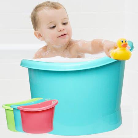 百貨通 坐式嬰兒澡盆