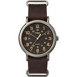 TIMEX 時光白皮書經典腕錶-TW2P85800