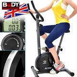 【BODY SCULPTURE】有氧磁控健身車C016-154 立式健身車.室內腳踏車自行車.飛輪車飛輪式美腿機.運動健身器材