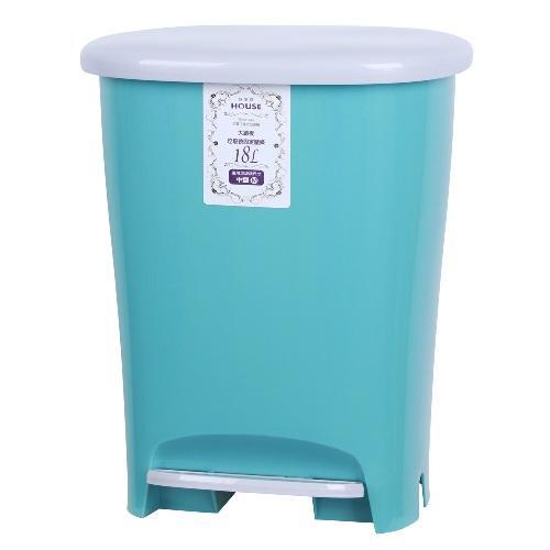 HOUSE 和菓子18L踏式垃圾桶 (18L)