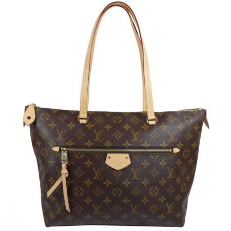 Louis Vuitton LV M42267 Iéna MM 經典花紋肩背包_現貨 -friDay購物