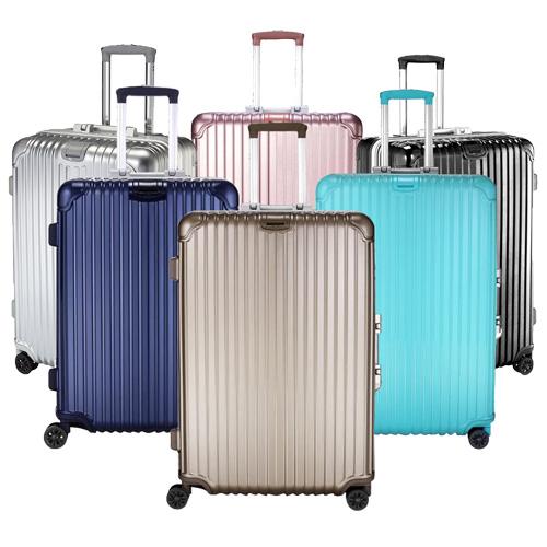 AOU 絕美時尚系列 29吋全面強化德國PC材料專利行李箱(多色任選)90-025A