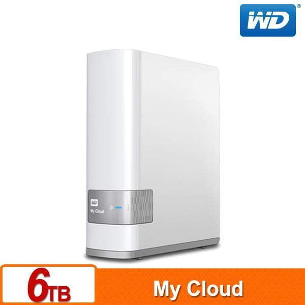 WD My Cloud Home  雲端儲存系統