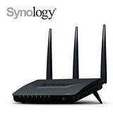 Synology 群暉 RT1900ac 雙頻無線路由器