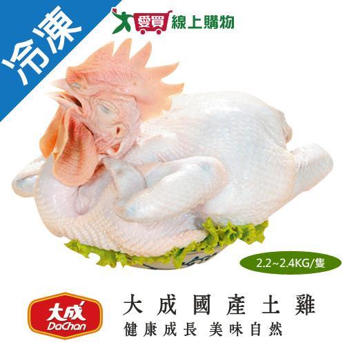 國產土雞2.2~2.4KG/隻
