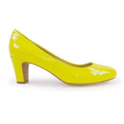 GEOX - D MARIEC.MID B  仕女鞋 黃色