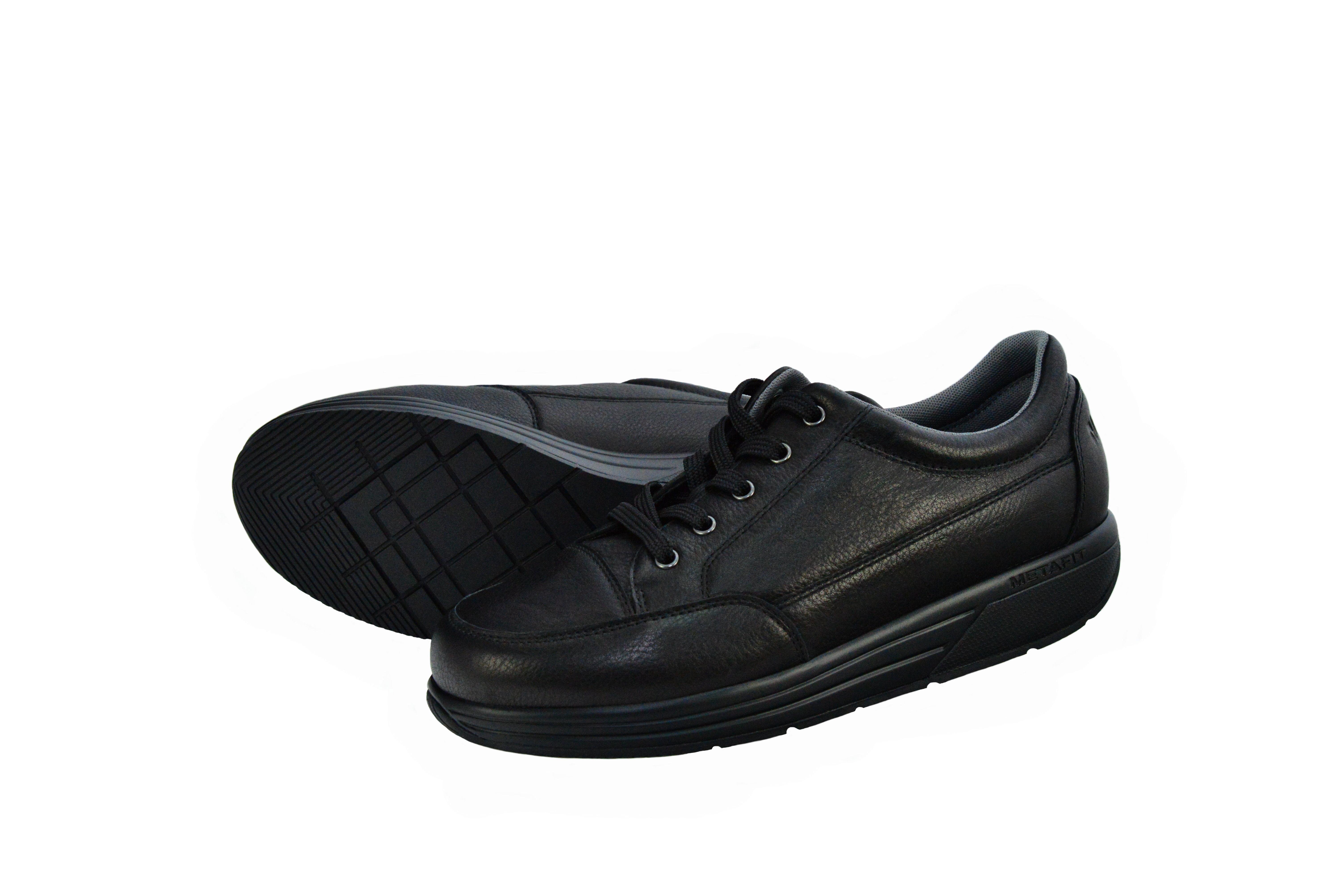 METAFIT時尚健康鞋~舒適系列-C26~實穿黑