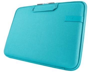 Cozistyle 13吋 Macbook Air /Macbook Pro(Retina) 智能散熱防潑水手提硬殼電腦保護套-帆布天空藍
