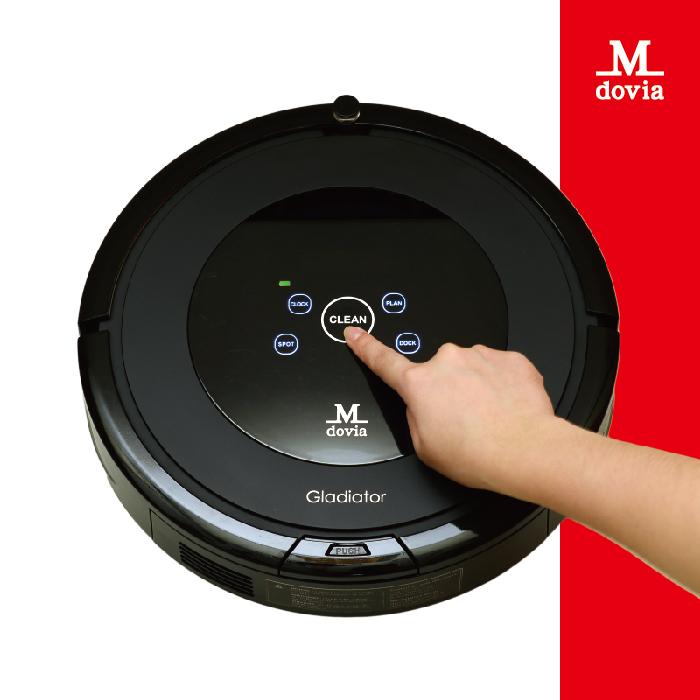 Mdovia R64 自動偵測髒污 自動清潔打掃 機器人吸塵器