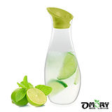 【OMORY】壓克力MS企鵝果汁冷水壺1.5L(2入組)