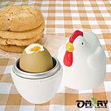 公雞造型微波煮蛋器(單顆入)