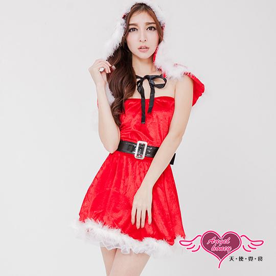 【天使霓裳】聖誕服 木屋渡假童話女孩 角色服(紅F)