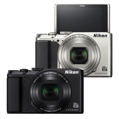 Nikon COOLPIX A900 35倍光學變焦翻轉螢幕機(公司貨)