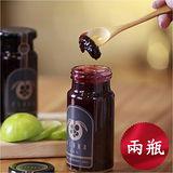 【芳境合作社】兩瓶●芙洛拉果醬●玉荷包桑葚玫瑰口味(170g/瓶)(免運)