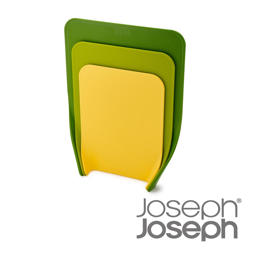 Joseph Joseph 好收納直立砧板三件組