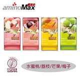 aminoMax邁克仕 Energy Jelly能量晶凍 (荔枝、梅子、水蜜桃、芒果) / 城市綠洲 (aminoMax、能量補給)