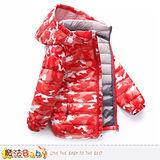 魔法Baby 羽絨外套 兒童輕量極保暖90%羽絨外套 k60183