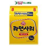 韓國不倒翁拉麵(純麵條) 110g*5