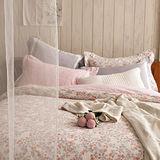 BBL芳果馨香100%精梳棉雙人兩用被床組