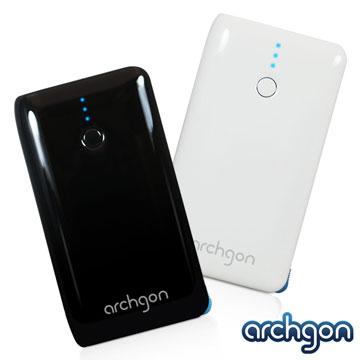 archgon亞齊慷 日本三洋電芯‧7260迷你行動電源 PB-7209 (黑白兩色)