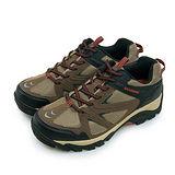 【男】DIADORA 抗水越野戶外郊山鞋 輕登山系列 卡其棕 3711