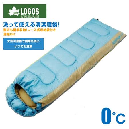 日本 LOGOS 加長加大透氣保暖寢具睡袋