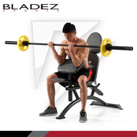 【BLADEZ】BW20 複合式重訓椅