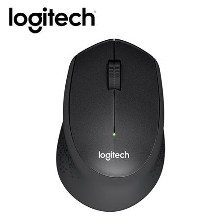 Logitech  M331  無線靜音滑鼠
