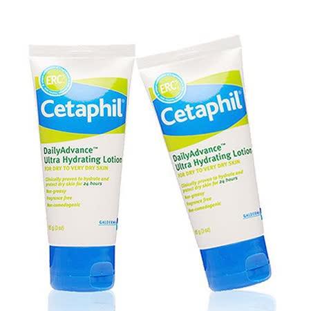 Cetaphil 舒特膚 ERC5 強護保濕精華乳 85g 兩瓶組