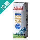 安佳超高溫滅菌全脂保久乳250ML/瓶