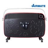 AIRMATE艾美特迪士尼米奇系列即熱式遙控電暖器HC13050R